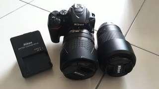 Nikon D5600 fullset