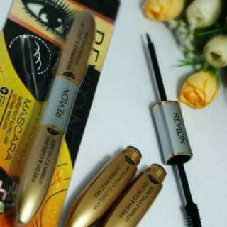 MASCARA EYELINER REVLON 2IN1 WATERPROOF LONG LASTING