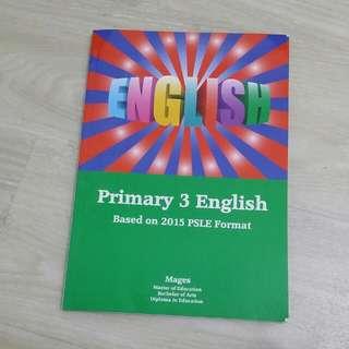 Primary 3 English Based On 2015 Psle Format
