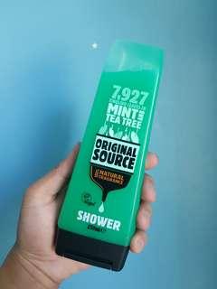 Original Source Tea Tree and Mint Shower Gel