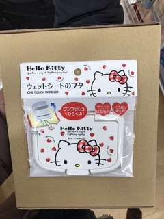 Hello kitty wet tissue cover