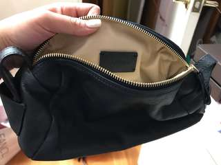 Carven make up bag