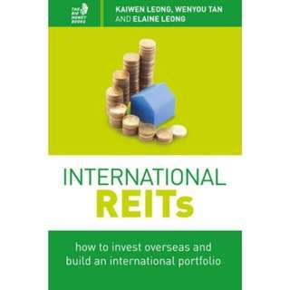 International REITs : How to Invest Overseas and Build an International Portfolio