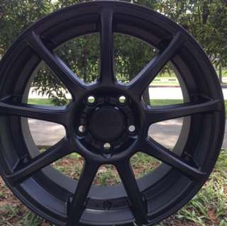 17in PCD 5-114.3 Original Rays Engineering Made in Japan Rims On Sale
