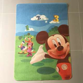 🆕 Mickey Mouse Non-slip Rug/Carpet