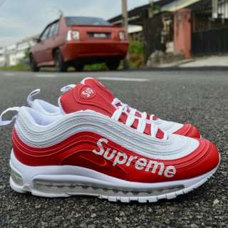 Nike Airmax 97 Supreme Red 😊