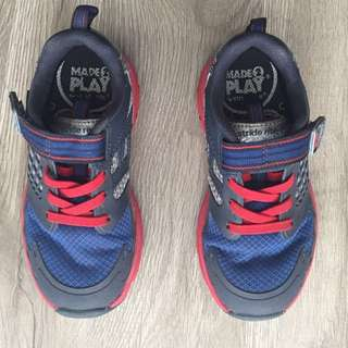 Stride Rite Blue & Red Sport Shoes