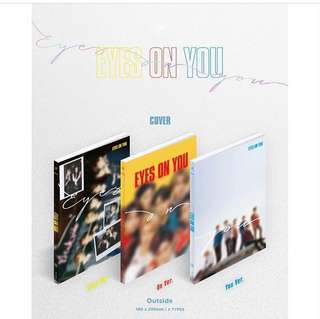 [LAST CALL - GROUP ORDER] GOT 7 EYES ON YOU