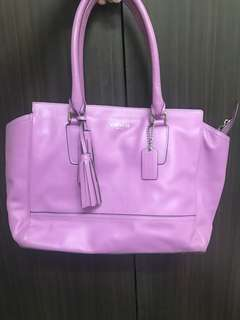 Pre-owned Coach Bag (Slightly Used)
