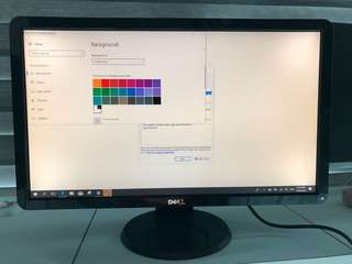 "24"" inch Dell Monitor Almost new"
