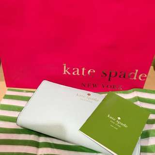 Kate spade wallet stacy