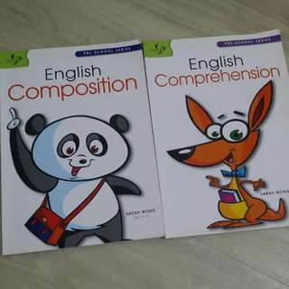 Preschool Series English Composition and Comprehension