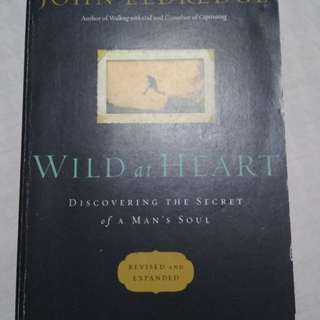 Wild at heart. By John Eldredge
