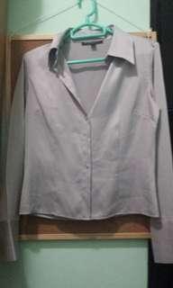 銀灰色恤衫 silver grey shirt