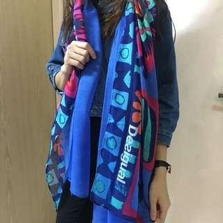 Desigual Women's Foulard scarf