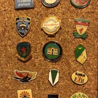 襟章pin 紀念章