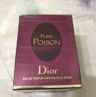 Christian Dior pure poison 50 ml