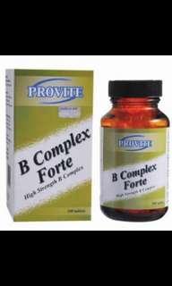INSTOCK 📣5%dis📣. B Complex Forte