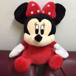 Super Big Minnie Bear