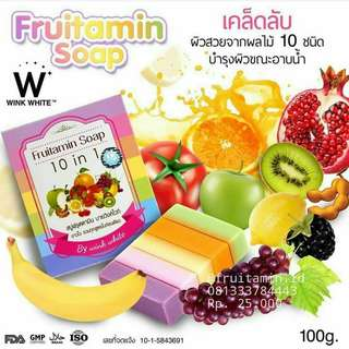 Fruitamin Shop by Wink White Ori Thailand