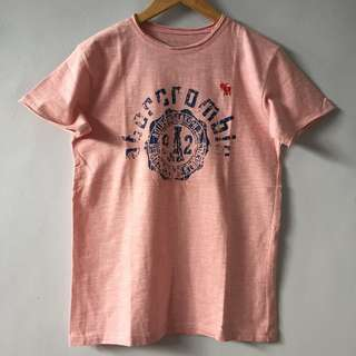 Abercrombie & Fitch Baby Pink Shirt