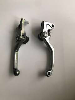 XR250/400 Zeta Brake and Clutch Lever