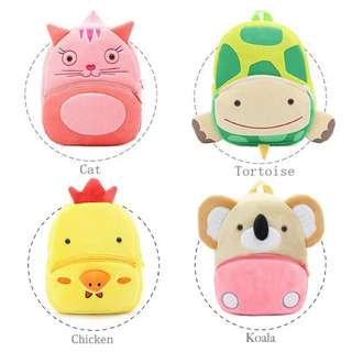 Animals Kids Bagpack