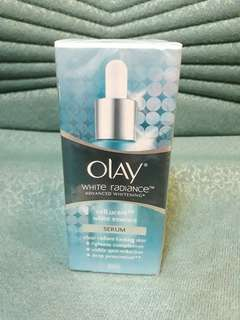 Olay white advance radiance whitening serum