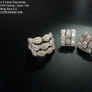 Hk Diamond Set