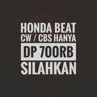 Honda Beat CW/CBS