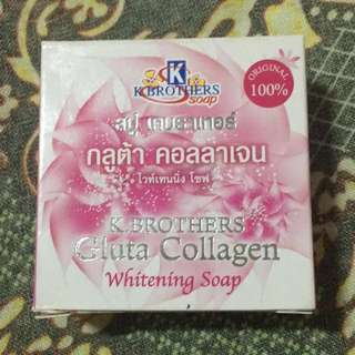K.Brothers Whitening soap