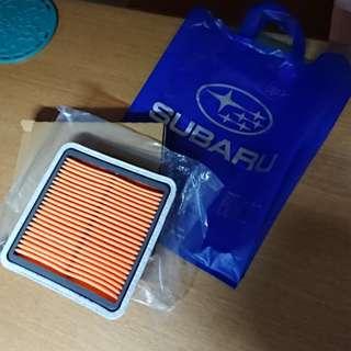 SUBARU original air filter