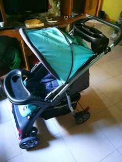 ENFANT STROLLER AND CAR SEAT( CARRIER)