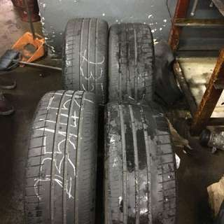 235/45/18 Michelin(used)
