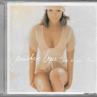 MY PRELOVED CD - JENNIFER LOPEZ THIS IS ME....THEN- /FREE DELIVERY (F3G))