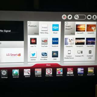 LG 42 Inch Slim Smart Led Tv