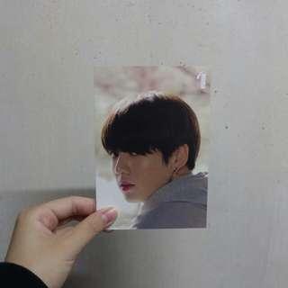 BTS JK PUMA CARD