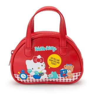 [PO] Sanrio Hello Kitty Mini Boston Bag Style Pouch