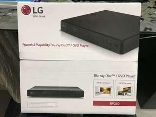 LG Blu - Ray Disc / DVD player