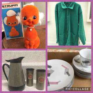 10/11 March: GARAGE SALE  - Household, kitchenware, clothes, books