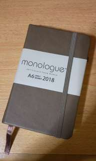 **Price reduced** 2018 planner