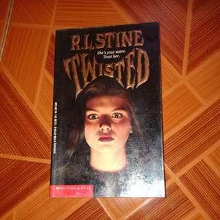 twisted by RL Stine