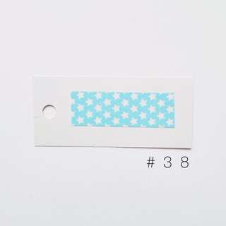 washi sample #38