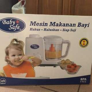 Mesin Makanan Bayi