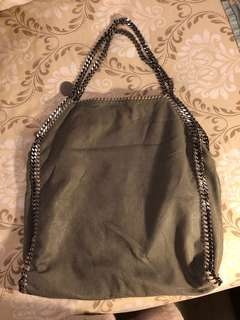 Stella McCartney grey large bag