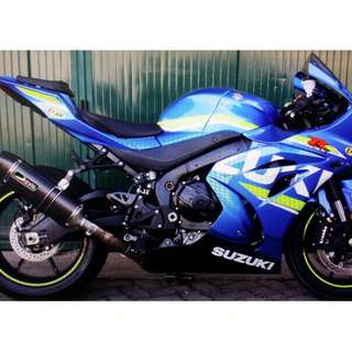 Devil Exhaust Systems Singapore Suzuki GSXR 1000 2017 2018 Euro 4 Ready Stock ! Promo ! Do Not PM ! Kindly Call Us !