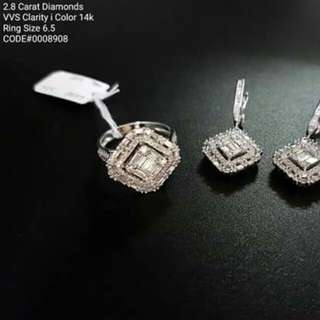Hk Diamond Set