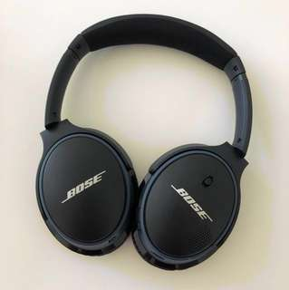Bose SoundLink® around-ear wireless headphones