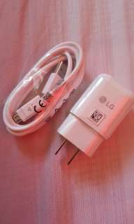 LG Orig Fast Charger