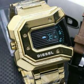 Jam Tangan Diesel Transformer